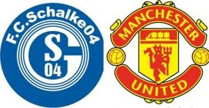 Apuestas de futbol: Schalke 04 vs Manchester United