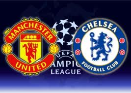 manchester united vs chelsea champions league