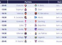 Jornada 9 Liga Española 2016 | LaLiga Santander