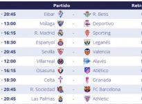 Jornada 13 Liga Española 2016 | LaLiga Santander