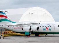 (Ultima hora)Se estrella un avión en Colombia que transportaba al equipo brasileño
