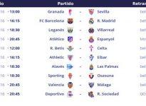 Jornada 14 Liga Española 2016 | LaLiga Santander
