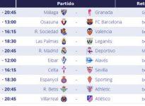 Jornada 15 Liga Española 2016 | LaLiga Santander