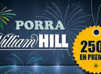 Concurso WilliamHill: Porra 250€ en premios