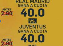 ¿Real Madrid o Juventus? OFERTA para la final de hoy!! – Cuota mejorada