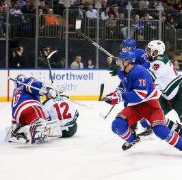 NHL: NY Rangers vs NJ Devils